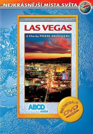 Las Vegas DVD - Nejkrásnější místa světa - neuveden