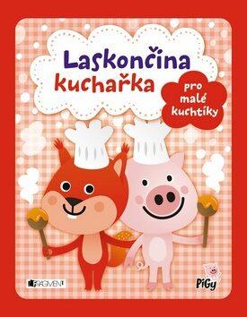 Fragment Laskončina kuchařka – pro malé kuchtíky