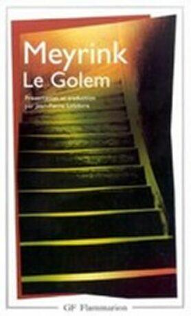 Le Golem - Gustav Meyrink