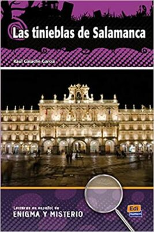Lecturas de enigma y misterio - Las tinieblas de Salamanca + CD - Raúl Galache García