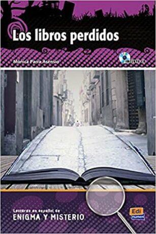 Lecturas de enigma y misterio - Los libros perdidos + CD - Mónica Parra Asensio