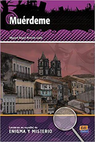 Lecturas de enigma y misterio - Muérdeme + CD - Miguel Angel Rincon Gafo