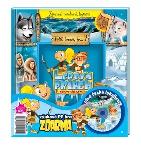 Ledový příběh + CD ROM -