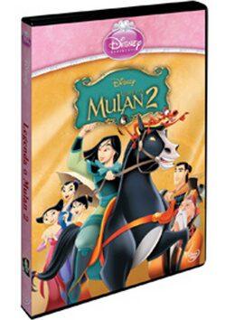 Legenda o Mulan 2 - Edice princezen - DVD