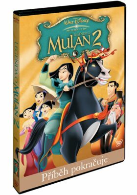 Legenda o Mulan 2 - DVD