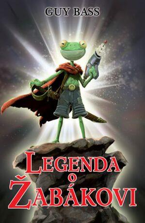 Legenda o žabákovi - Guy Bass