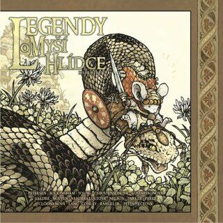 Legendy o Myší hlídce - Kniha třetí - Petersen David
