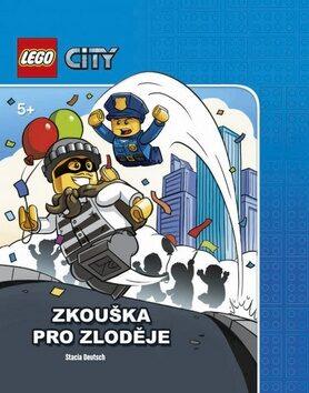 LEGO® CITY Zkouška pro zloděje - Stacia Deutsch