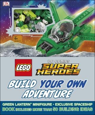 LEGO DC Comics Super Heroes: Build Your Own Adventure - Lipkowitz