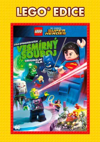 Lego DC Super hrdinové: Vesmírný souboj - Edice Lego filmy - DVD
