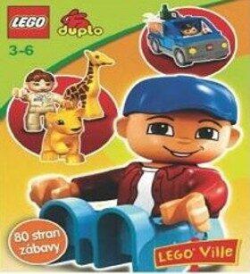 Lego Duplo omalovánka -