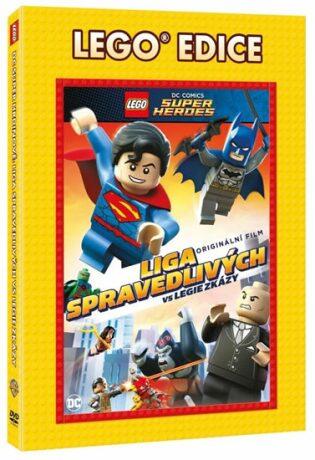 Lego: Liga spravedlivých vs Legie zkázy - Edice Lego filmy