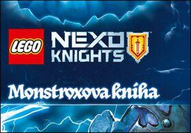 LEGO® NEXO KNIGHTS™ – Monstroxova kniha - kolektiv