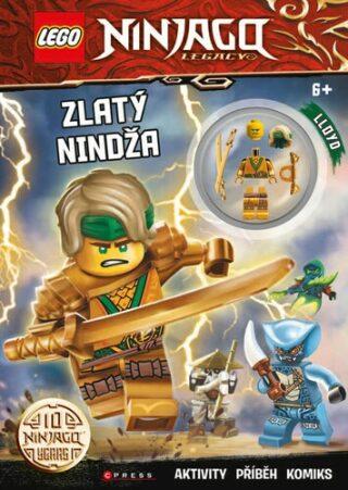 LEGO® NINJAGO® Zlatý nindža