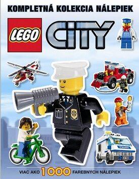 Lego® City Kompletná kolekcia nálepiek -