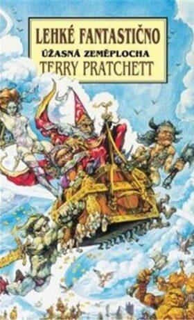 Lehké fantastično - Terry Pratchett, Josh Kirby