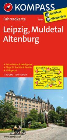 Leipzig - Muldetal - Altenburg  3084  NKOM - neuveden