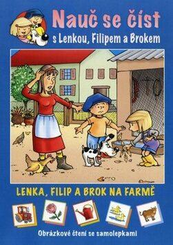 Lenka, Filip a Brok na farmě - Lenia Major