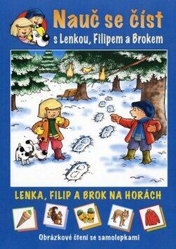 Lenka, Filip a Brok na horách - Lenia Major
