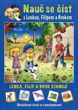 Lenka, Filip a Brok stanují - Lenia Major