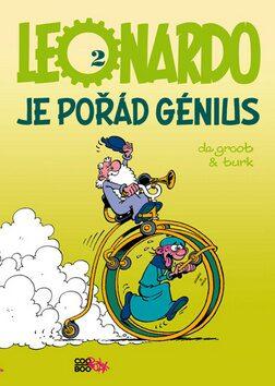 Leonardo 2 Je pořád génius - Bob de Groot