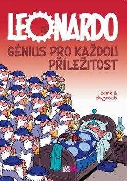 Leonardo 5 - Génius pro každou příležitost - Bob de Groot