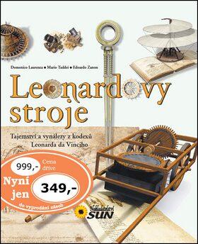 Leonardovy stroje - Mario Taddei