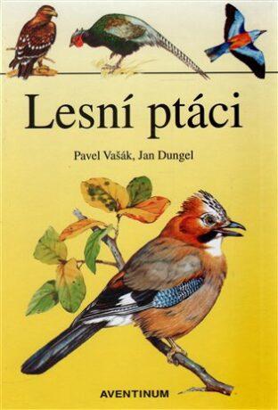 Lesní ptáci - Pavel Vašák, Jan Dungel
