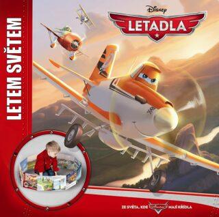 Letadla Letem světem - Walt Disney