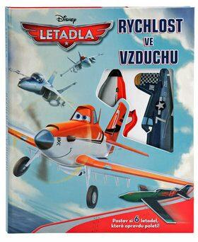 Letadla - Rychlost ve vzduchu - Postav si 6 letadel, která opravdu poletí! - Walt Disney