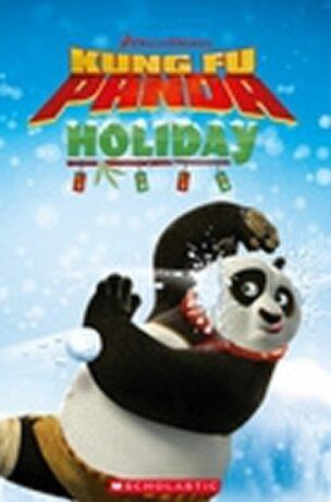 Popcorn ELT Readers 1: Kung Fu Panda Holiday - neuveden