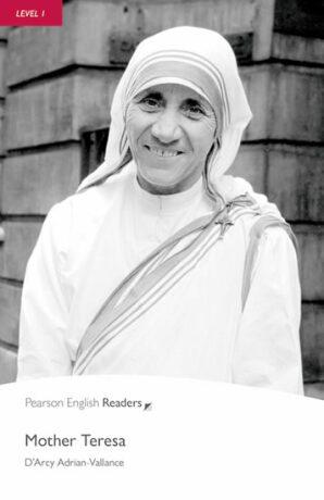 PER | Level 1: Mother Teresa Bk/CD Pack - Adrian-Vallance D´Arcy