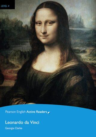 PEAR | Level 4: Leonardo da Vinci Bk/Multi-ROM with MP3 Pack - Clarke Georgia
