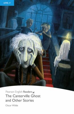 PER | Level 4: The Canterville Ghost and Other Stories Bk/MP3 Pack - Oscar Wilde