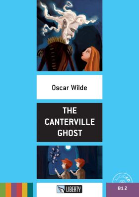 Liberty - The Canterville Ghost + CD - Oscar Wilde