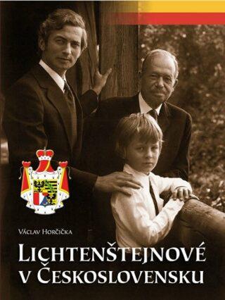 Lichtenštejnové v Československu - Václav Horčička