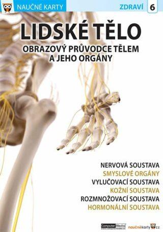 Lidské tělo 2 - Naučné karty - neuveden