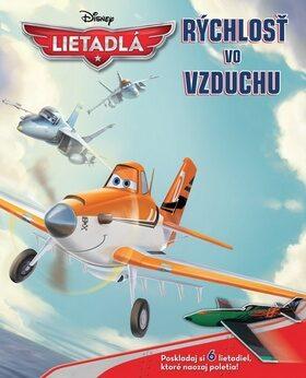 Lietadlá Rýchlosť vo vzduchu - Walt Disney