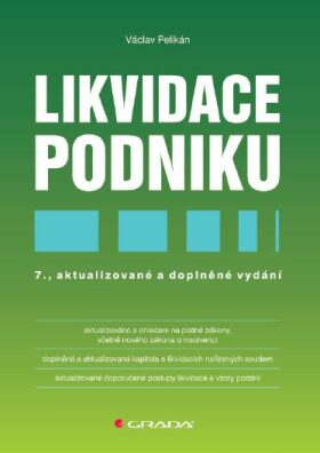 Likvidace podniku - Václav Pelikán - e-kniha