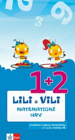 Lili a Vili 1 - Matematické hry pro 1. a 2. ročník ZŠ - neuveden