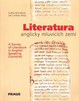 Literatura anglicky mluvících - Světla Brendlová