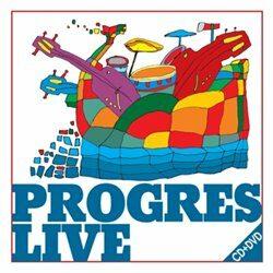 Live - Progres - audiokniha