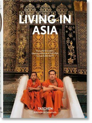 Living in Asia (Bibliotheca Universalis) - Kolektiv