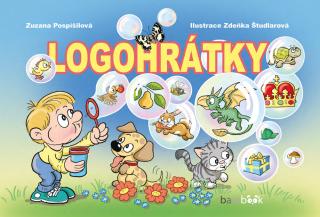 Logohrátky - Zuzana Pospíšilová, Zdeňka Študlarová