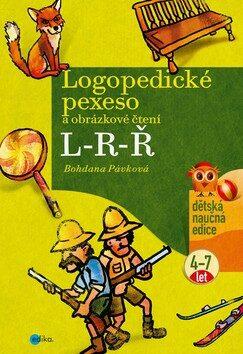 Logopedické pexeso a obrázkové čtení L-R-Ř - Bohdana Pávková