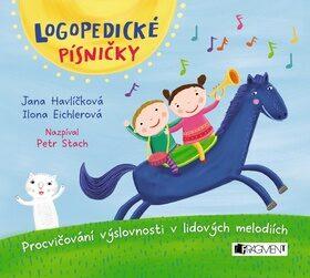 Logopedické písničky - Ilona Eichlerová, Jana Havlíčková