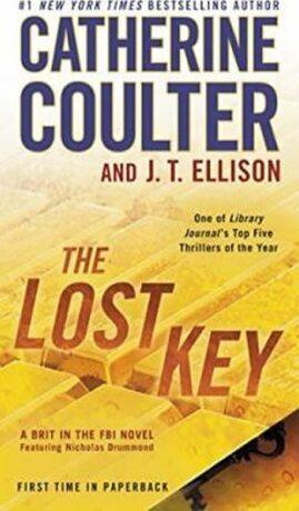 Lost Key - Catherine Coulterová