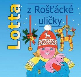 Lotta z Rošťácké uličky - Astrid Lindgrenová