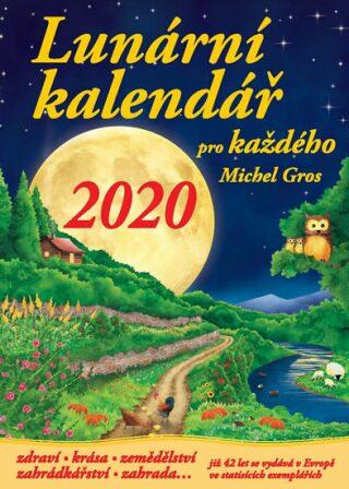 Lunární kalendář pro každého 2020 - Michel Gros