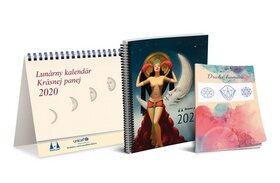 Lunárny kalendár Krásnej panej 2020 - Žofie Kanyzová